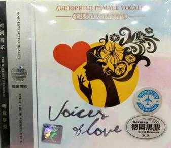 IMPORTED CD Voices Of Love 3CD