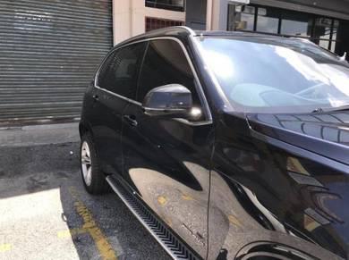 BMW F15 F16 X5 X6 Carbon Side Mirror Cover / F15