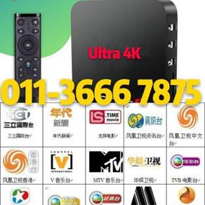 QHD L1FETIME Tv Android FamilySTRO box iptv