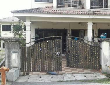Rumah dua tingkat endlot taman desa kemboja
