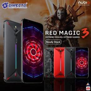NUBIA RED Magic 3 (8GB RAM | 128GB ROM)ORIGINAL-MY