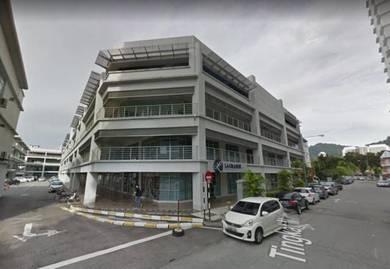 THE ONE shoplot -Bayan Baru - 1st floor corner unit, 880 sqft