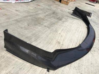 Honda Civic FD Type R Mugen CF Carbon Lip