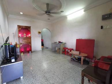 1-Storey Semi D Renovated Taman Arkid Bakar Arang Taman Delima