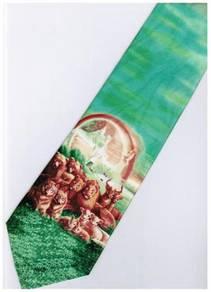 The Lion King Disney Cartoon Neck Tie
