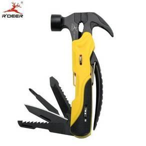Pisau Multi Tool Hammer and Knife 7 in 1 BKNT