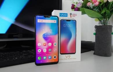 Vivo V9 4GB Ram 64GB Rom Still in Waranty