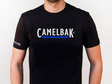Tshirt Baju CAMELBAK TSV Siap Pos Laju