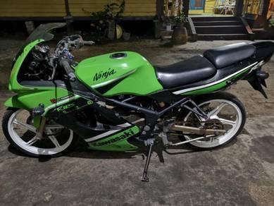 2013 Kawasaki KRR 150 Nk nikoh doh