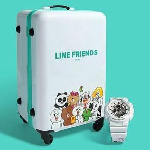 Casio Line Friends Baby G BA110GA-7A1PR - ORIGINAL