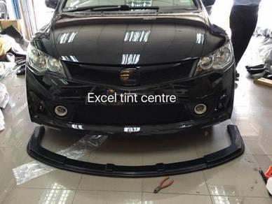 Honda Civic FD Mugen RR Lip PP Material Taiwan