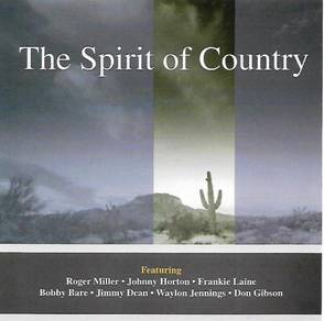 Country Classic CD - The Spirit of Country Featuri