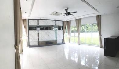 [Bungalow 90'X100'] Jenjarom Taman Seri Jaromas Rosa Renovated Extende