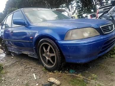 Honda City SX8 Auto Engine Gearbox Body Many Parts