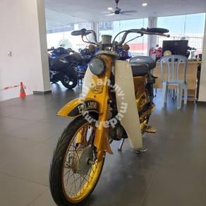Honda c70 c 70