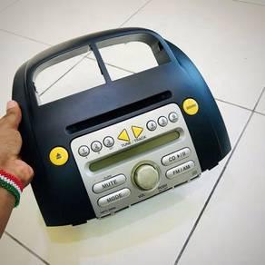 Myvia2006-2010 radio with casing