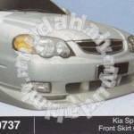 Kia Spectra Bodykit fibre no paint