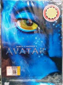 DVD AVATAR James Cameron´s