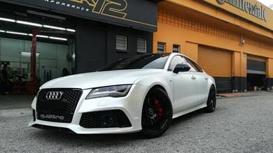Audi A7 S7 RS7 front Bumper bodykit conversion
