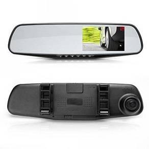 Car DVR Dual Lens Full HD 1080P Reverse Camera