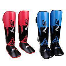 SHINGUARD adult BN Brand size M,L (RED/BLUE) NEW