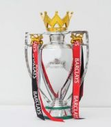 77cm English Premier League cup toy 1:1 trophy