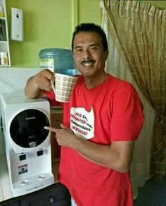 Penapis Air Cuckoo Gurun Kedah