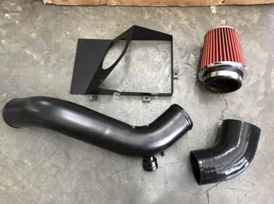 Intake pipe ram pipe filter set vw golf mk7 gti