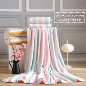 [PRE ORDER] Blanket Rug Pattern Hotel Hostel
