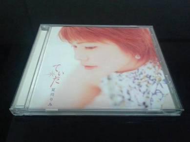 ŏ川りみ 'てぃだ~陽' (CD)