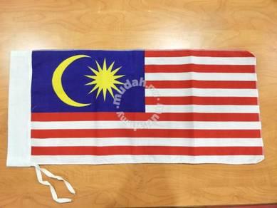 Bendera Malaysia / Bendera Johor Saiz 1ft x 2ft