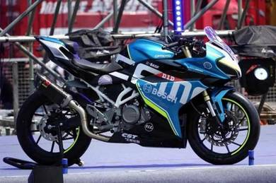 KTNS Cfmoto 250Sr LE ~ Limited Edition