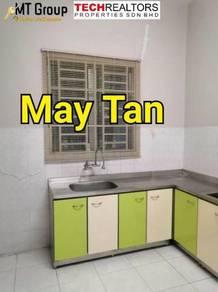 Renovated Juru House near to Auto City Bukit Minyak Icon City
