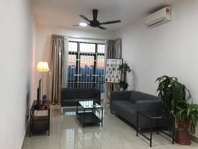 Pearl Suria Residence Klang Lama 3R 2B Near Mid Valley For Rent