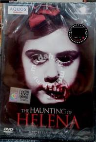 DVD The Haunting Of Helena Harriet MacMasters-Gree