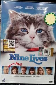 DVD Nine Lives Kevin Spacey