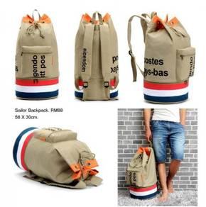 Sailor Backpack Dry Bag Hot Water Bag