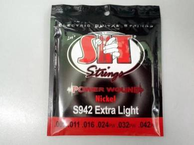 009-042 Electric Guitar String - S942 (SIT)
