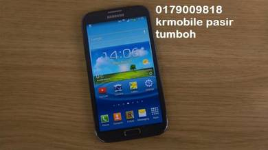 Samsung -notee 2-warna putih ori