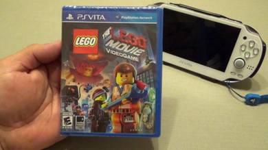 Ps Vita Lego Movie Video Game