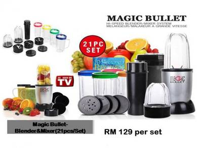 Magic Bullet Blender & Mixer