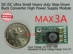 Step Down DC-DC Converter Power Supply Module 3A