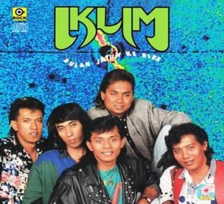 CD IKLIM Bulan Jatuh Ke Riba Gold Disc Limited
