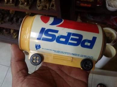 Pepsi toys car