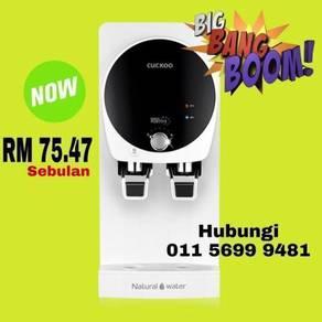 Promo Cuckoo Tahun Baru Penapis Air ZA3N