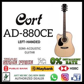 Cort AD-880CE Left Handed Semi Acoustic Guitar