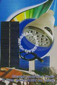 Solar led lighting
