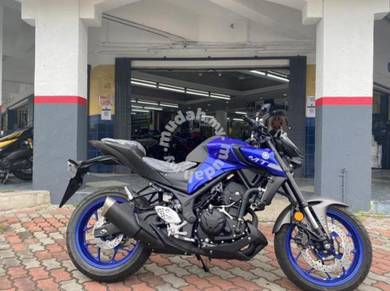 Yamaha MT 25 Low DP