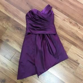 Purple / Lilac Dinner Dress