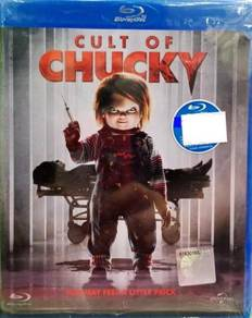 Blu-ray Cult Of Chucky